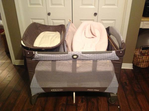 Graco pack-n-play - x0024125 (Shreveport)