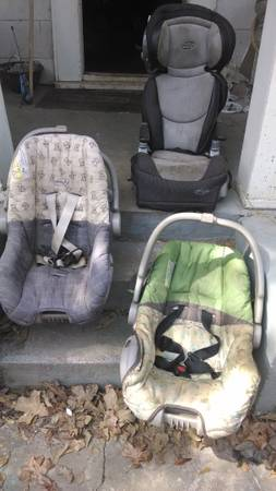 car seats -   x0024 10  Shreveport
