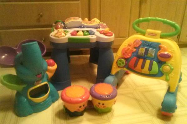 Gently used babytoddler toys - $50 (Benton, La)