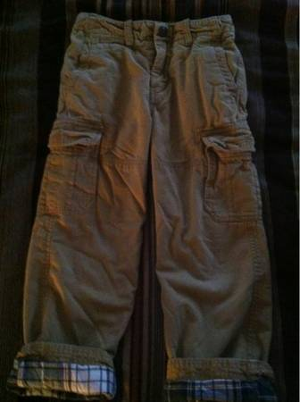 GAP boys pants sz 7 - $10 (South bossier)