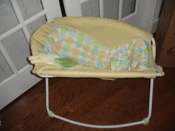 Rock N Play Sleeper with Box, etc. - $25 (South Bossier)