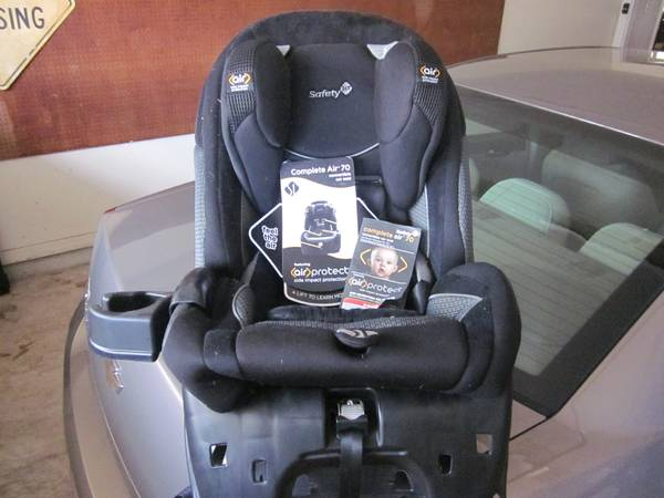 NEW  Safety 1st Complete Air 70 Car Seat -   x0024 150  Ellerbe Road Estates