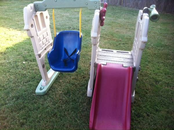 Little Tykes Endless Adventures Swing Along Castle Climber - $80 (Bossier City)