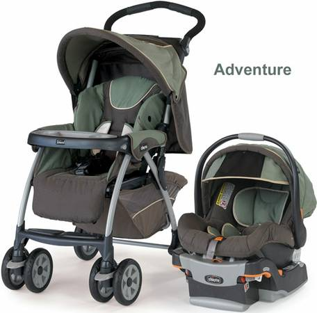 Chicco Travel System Used For Sale