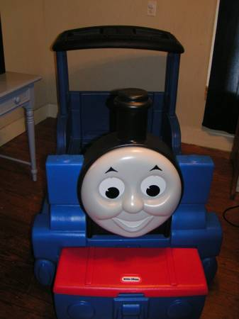 Thomas the Train Toddler Bed - $160 (Ringgold)