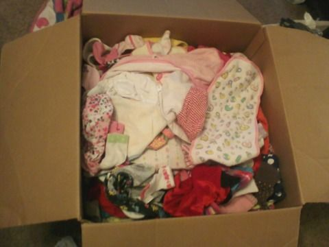 Baby Clothes, Shoes, Toys (Southern Hills)