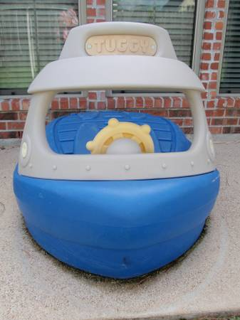 Childrens sandbox-Tuggy - $50 (Shreveport)