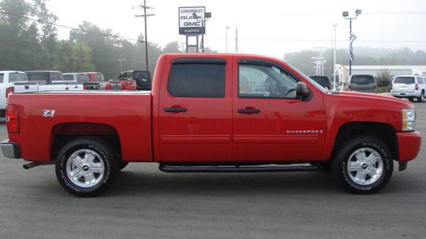 2009 CHEVROLET SILVERADO CREW CAB Z71 - $25795 (BROWN CHRYSLER DODGE JEEP RAM MINEN LA)