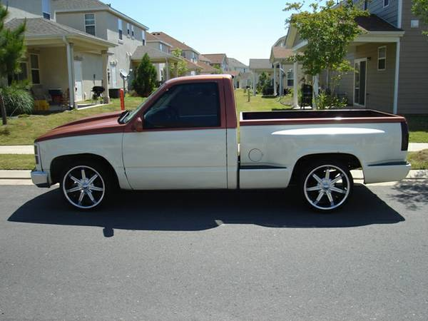 1997 GMC Sierra, 20 RimsWheels, Speakers, Amp Trade (Bossier City, La)