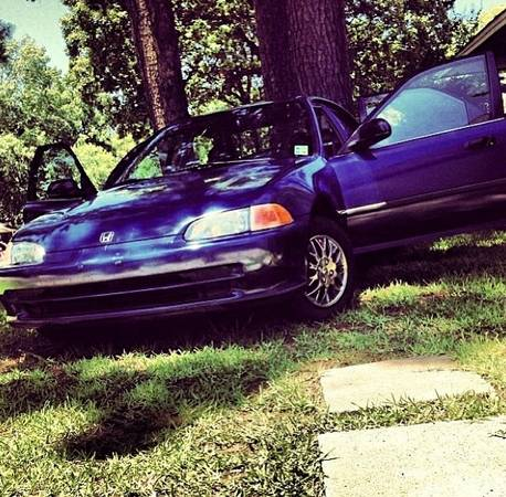 1993 honda civic sedan - $3000 (Haughton, louisiana )
