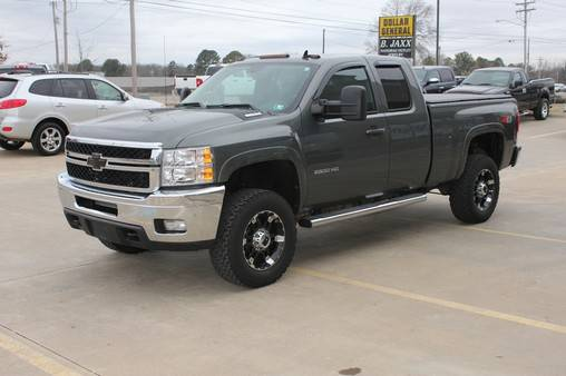 2011 Chevrolet Silverado 2500HD LTZ DURAMAX DIESEL Z71 - x002439995 (We Accept Trades and Financing W.A.C.)