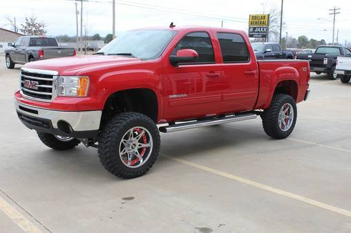 2012 GMC Sierra 1500 SLT Z71 CREW CAB 4X4 - x002434900 (We Accept Trades and Financing W.A.C.)