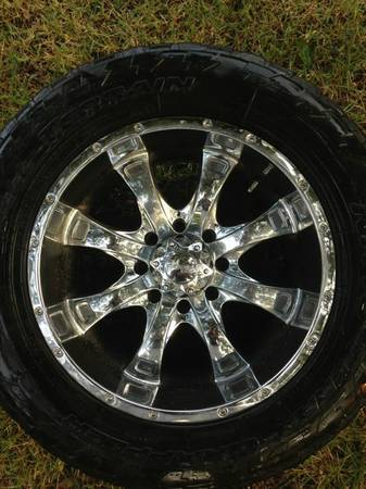 20 8 lug chevy pacer rims - $400 (West monroe)