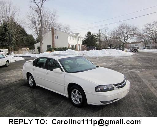 Never Damaged2004ChevroletImpala LS - $2499