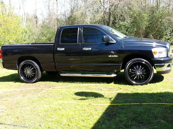 24 inch Crave alloy Rims n tires - $1650 (minden louisiana)