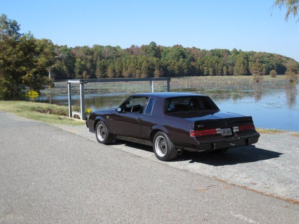 1987 Buick Grand National - $13500 (bossier city)