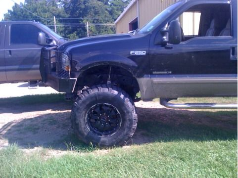 WTT 2002 f250 lifted (Monroe)
