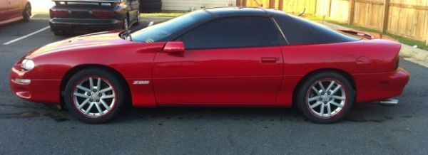 Price Reduced 2001 Camaro Z28 w built ls1 - $8200 (Conway, AR)