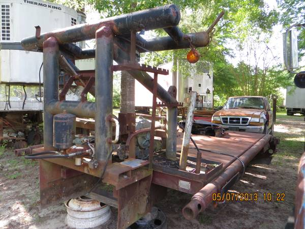 Gin Pole Winch Bed - $2000 (WINNFIELD, lOUISIANA)