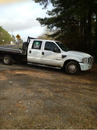 2001 Powerstroke 3500 4 door - $53003850