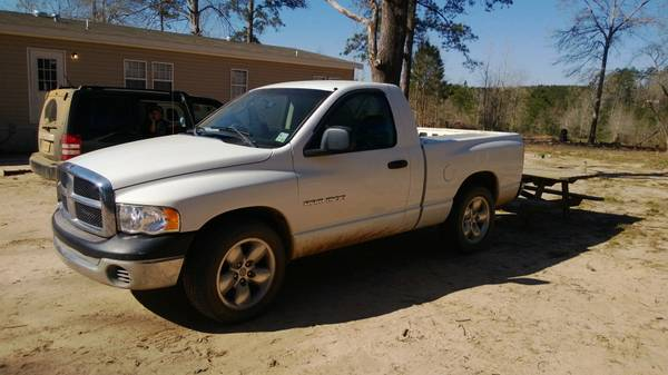 WttWts 2002 Dodge Ram 1500 3.6L V6 - $4000 (Marthaville,Louisiana)
