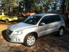 2010 VW Tiguan 4Motion S - $17000 (Haughton)