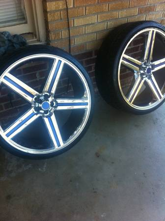 24 Irocs with new tires - $1700 (Shreveport )