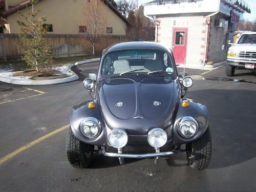 1968 VW Baja Bug - $11500 (Shreveport)