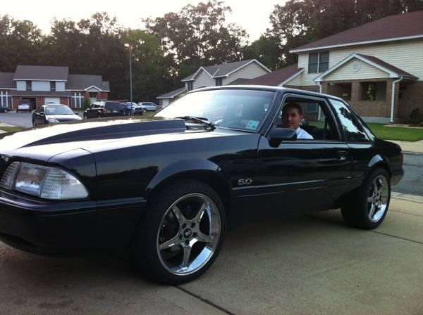 89 Mustang 5.0 Coupe - $7500 (Bossier)