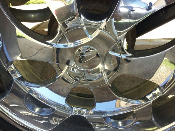 26 inch Rims for Sale - $1600 (Texarkana, TX)