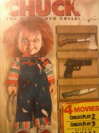 Chucky The killer Collection    -   x0024 25