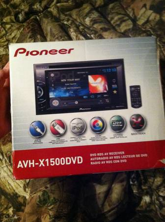 Pioneer radio  For sale -   x0024 200  Stonewall La