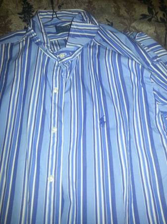 Polo Button Down  - $30 (Bossier city)