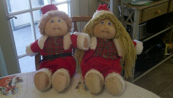 Cabbage Patch dolls -   x0024 20  haughton