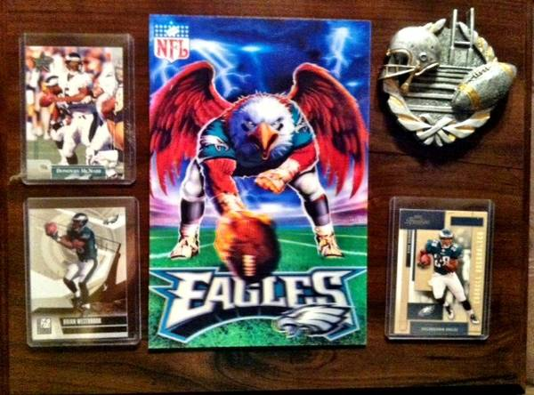 Eagles Fans    Eagle Plaque -   x0024 20  North Bossier