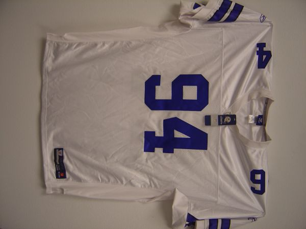 Cowboys Demarcus Ware Autographed Game Jersey - $145 (Shreveport )
