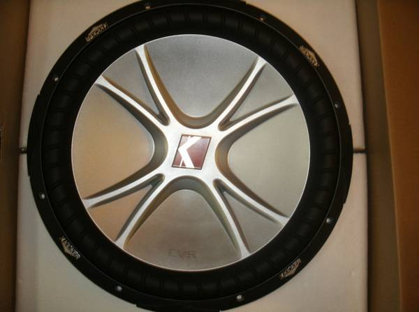 Kicker CVR 15 Speakers (will sell seperate) - $100 (BentonPlain Dealing area)