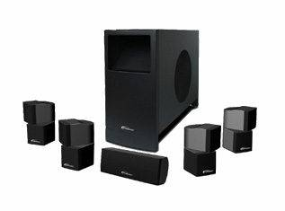 paramax p-7 surround system speakers  - $350