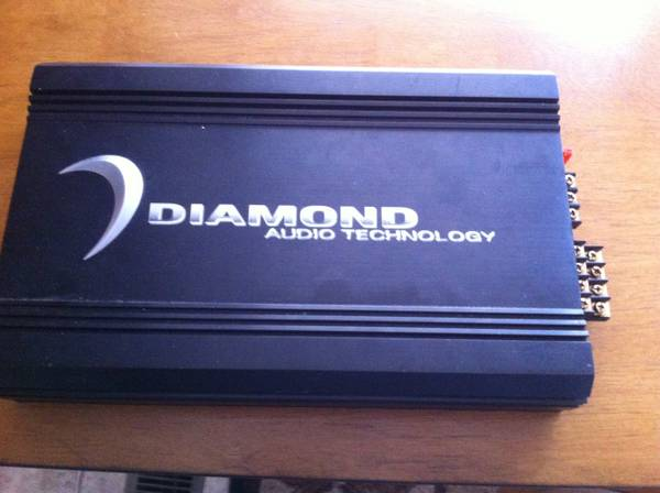 Diamond audio 4channel - $175 (Stonewall )