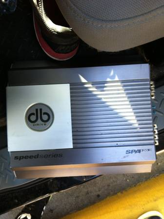 Subs and Amp for sale - $220 (shreveport)