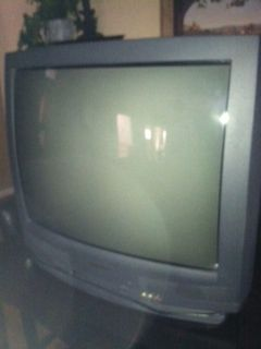 27 Sharp TV - $25 (Benton)