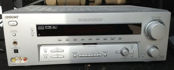 Sony STR-DE895 Home theater - $97 (Shreveport, LA)