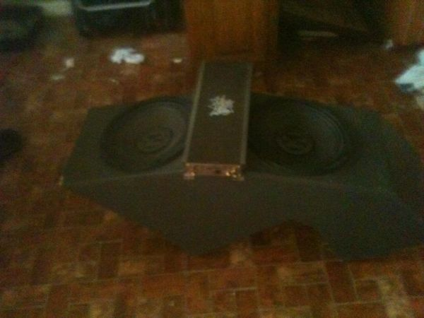 12 in. Memphis Audio Subs. - $175 (Benton)