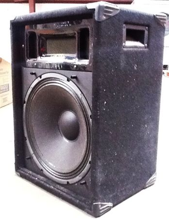 Used Church Sound System