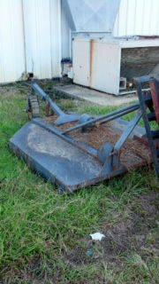 5 Foot Bush Hog - $250 (Haughton)