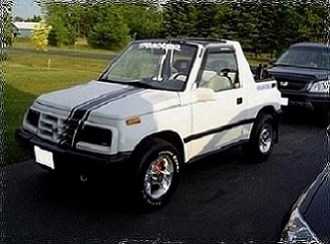 $1,650, 1996 geo tracker : farm+garden : shreveport