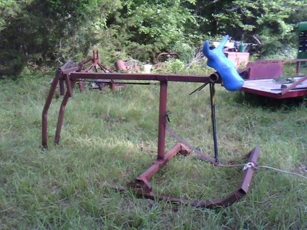 Roping Dummy Sled For Sale