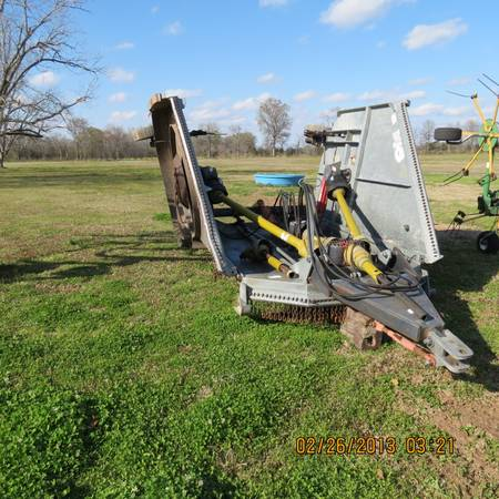 15 Modern bat wing bush hog - $6500 (Winnsboro, LA)