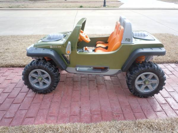 Jeep 12-Volt Ride On  -   x0024 55  N  Bossier
