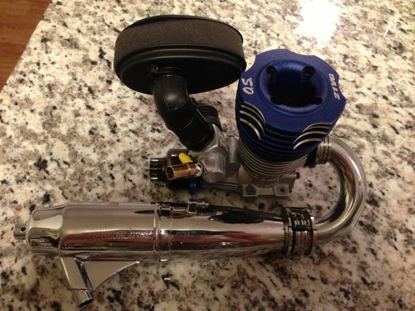 RC Nitro Engine O S  21 VG   bossier city